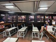 Star Ferry upper deck 22-10-2020