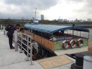 Kwun Tong to Cruise Termimal aboarding situation 09-04-2016