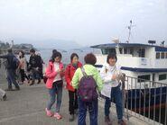 Ma Liu Shui Landing Step number 3 passengers situation 31-01-2017