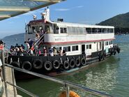 Discovery Bay to Peng Chau in Discovery Bay 30-04-2020