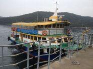 Tsui Wah 18 Tsui Wah Ferry Wong Shek to Tap Mun 25-03-2016(3)