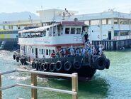 Discovery Bay to Peng Chau arrive Peng Chau 30-04-2020