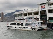 Hong Kong Water Taxi Fortune Ferry Water Taxi 31-07-2021