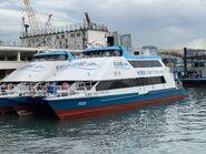 Sun Ferry First Ferry IX 14-09-2021