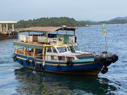 AM40207K Kitty's Boat Sai Kung to Half Moon Bay 22-08-2020