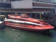 Universal MK 2003 Hong Kong Island to Macau(Outer Harbour) 02-06-2016