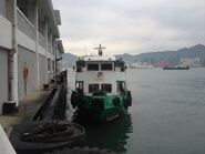 Full River Fortune Ferry North Point to Kwun Tong 10-04-2016