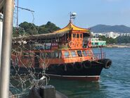 Coral Sea 18A Sai Wan Ho to Lei Yue Mun(Sam Ka Tsuen) 30-05-2017(2)