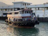 Wing Yip 10 Peng Chau Kaito Peng Chau to Discovery Bay 27-03-2021(1)