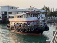 Wing Yip 10 Peng Chau Kaito Peng Chau to Discovery Bay 27-03-2021(2)