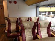 YU ZHU HU Kowloon to Guangzhou Nansha and Lianhuashan 1st class compartment 3 10-07-2019