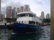 Tsui Wah 8 Tsui Wah Ferry Aberdeen to Lamma Island(Yung Shue Wan) 08-05-2016