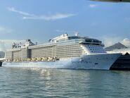 Royal Caribbean Spectrum of the Seas 22-07-2021
