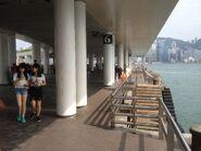Tsim Sha Tsui Public Pier number 6 stop place