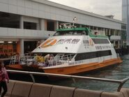 First Ferry XI NWFF Central to cheung Chau 04-02-2017