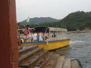 Kitty's Boat in Half Moon Bay Pier