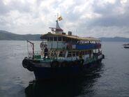 Tsui Wah 18 Tsui Wah Ferry Wong Shek to Tap Mun 07-05-2016(2)