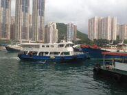 Tsui Wah 8 Tsui Wah Ferry Aberdeen to Lamma Island(Yung Shue Wan) 10-05-2016(6)