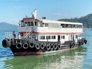 Wing Yip 10 Peng Chau Kaito Discovery Bay to Peng Chau 30-04-2020