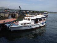 AM50074K Blue Flag(Ma Kee) Kaito Sai Kung to Half Moon Bay 01-07-2015(1)