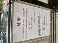 Peng Chau Kaito increase fare notice in 2020