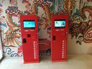 Tuen Mun Ferry Pier Turbojet ticket machine