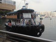 Blue Sea 2 Sai Wan Ho to Tung Lung Chau arrive Sai Wan Ho 06-03-2016(2)