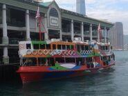 Night Star Star Ferry Central to Tsim Sha Tsui 04-02-2017