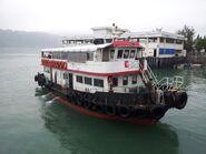 Wing Yip 10 Peng Chau Kaito Peng Chau to Discovery Bay(Right side) in Peng Chau