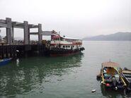 Wing Yip 10 Peng Chau Kaito Peng Chau to Discovery Bay stay in Peng Chau Public Pier