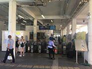 HKKF Lamma Island Yung Shue Wan to Central entry gate