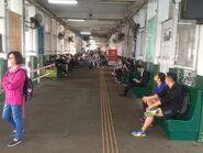 Tsim Sha Tsui Ferry Pier waiting place