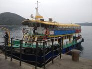 Tsui Wah 18 Tsui Wah Ferry Wong Shek to Tap Mun 25-03-2016(2)