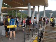 People wating for ferry in Wong Shek Ferry Pier 04-04-2015(4)