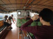 Sai Wan Ho to Kwun Tong compartment 16-04-2016