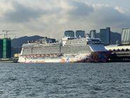 Dream Cruises Genting Dream 14-07-2021