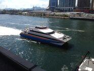 HAI KUN Kowloon to Jiuzhou Port