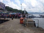 Tap Mun Pier passengers 4