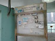 TW ferry pier notice board