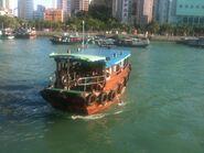 Aberdeen to Ap Lei Chau Ferry boat 2
