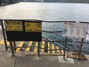 Wong Shek to Wan Tsai and Chek Keng stop in Wong Shek Pier