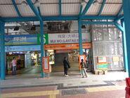 Entrance of Central Pier 6