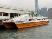FIRST FERRY XVIII NWFF Central to Mui Wo 14-11-2020
