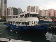Tsui Wah 8 Tsui Wah Ferry Aberdeen to Lamma Island(Yung Shue Wan) 10-05-2016(3)