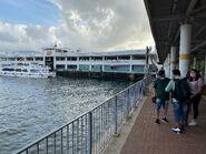 Hung Hom (South) Ferry Pier 03-07-2021