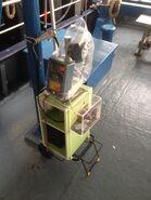 Kwun Tong to Cruise Terminal octopus machine(2)