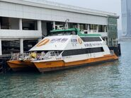 First Ferry XI NWFF Central to Mui Wo 03-11-2020