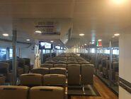 YU ZHU HU Kowloon to Guangzhou Nansha and Lianhuashan compartment 3 10-07-2019