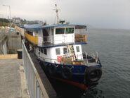 Ma Liu Shui to Lai Chi Wo ferry in Ma Liu Shui Landing No 3 2