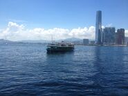 Star Ferry in Victoria Harbour 16-06-2015(1)
